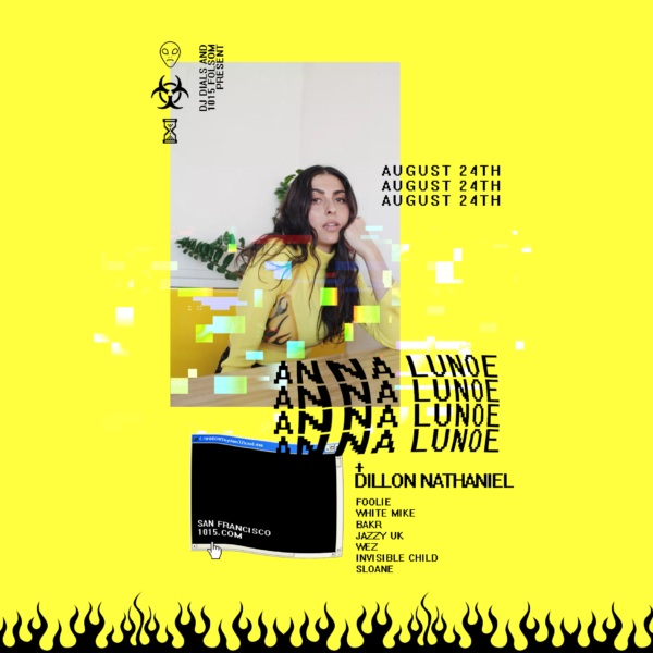 1015 Anna Lunoe Aug 24 Square
