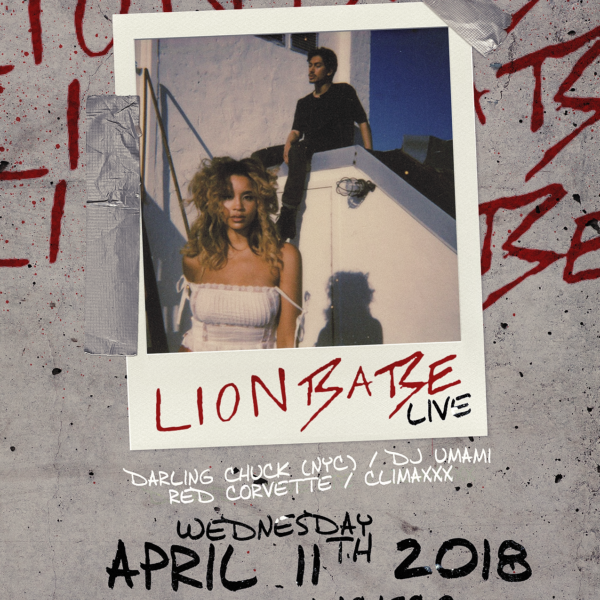 1015 Lion Babe April 11