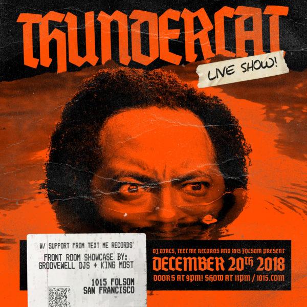 1015 Thundercat Dec 20