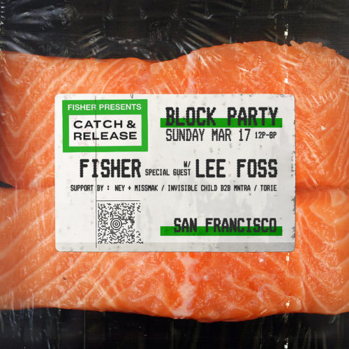 Fisher Block Party Mar 17