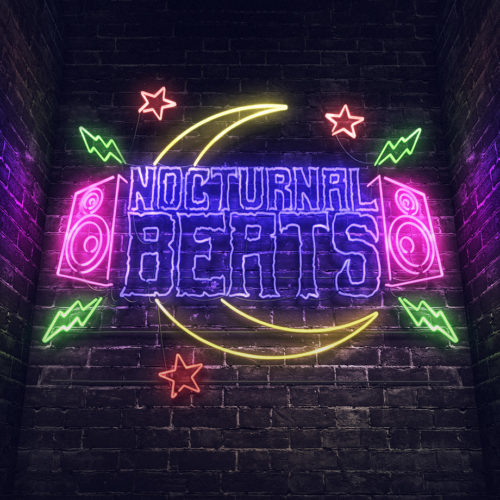 National Entity Nocturnal Beats 2018 Square